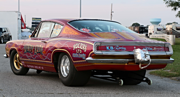 super stock kandy kuda drag racing