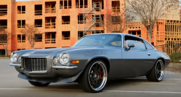 1970 camaro z28 custom built