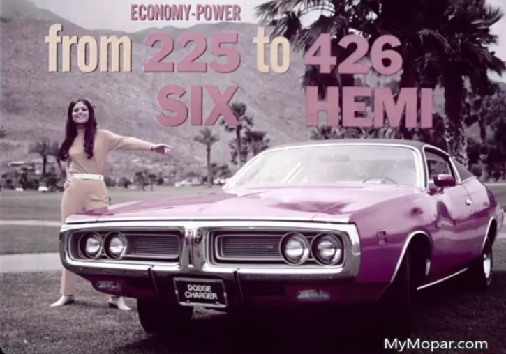1971 dodge muscle cars dealer promo film