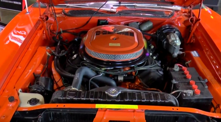 rare hemi orange 1971 dodge charger rt