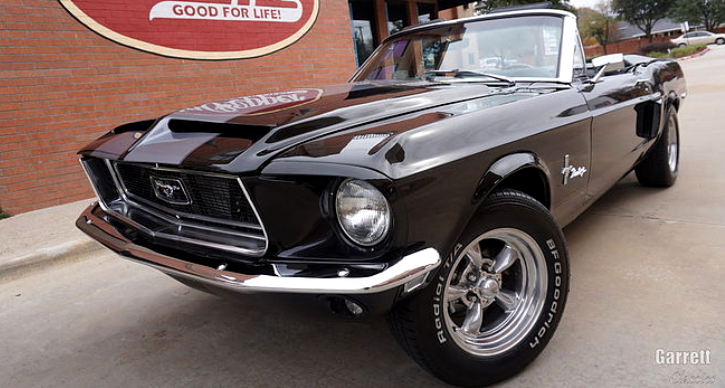 custom built 1968 ford mustang 289 automatic