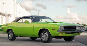 numbers matching 1970 dodge challenger