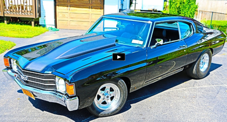 big block 1972 chevy chevelle build