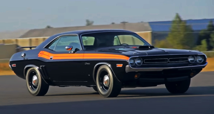 1971 dodge challenger rt 440 six pack