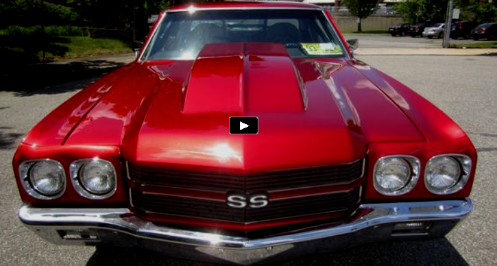 1970 chevy chevelle ss 572 build