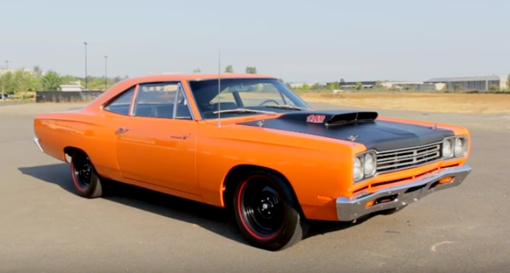 vitamin c orange 1969 plymouth road runner