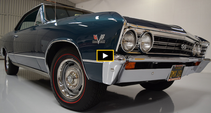 chevy chevelle ss 396 review