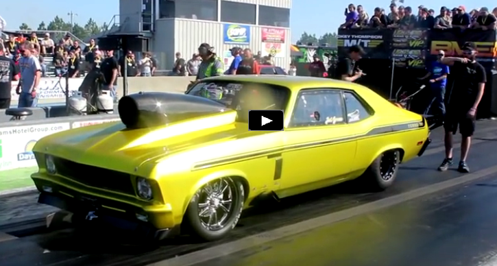 big block chevy yenko nova drag racing