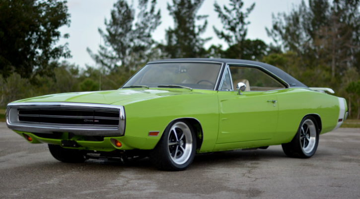 pro touring 1970 dodge charger 500 build