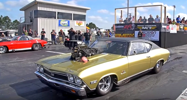 chevy chevelle lights out 9