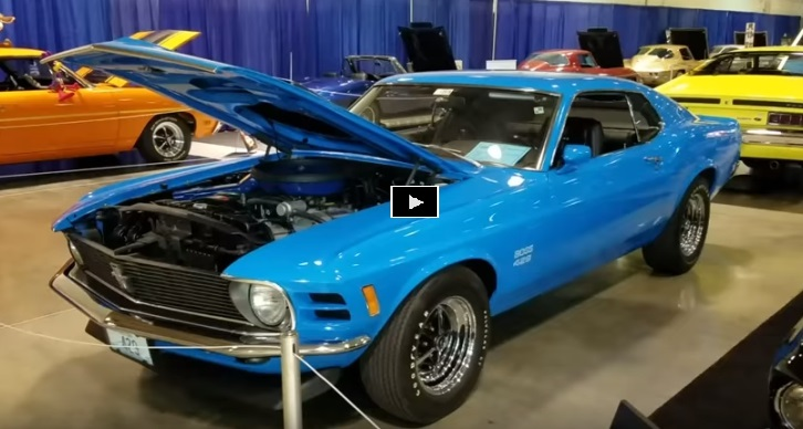 ford mustang boss 429 muscle cars