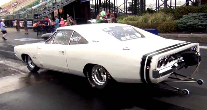 9 second 1968 dodge charger rt