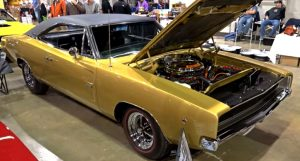paul jacobs restored dodge hemi charger