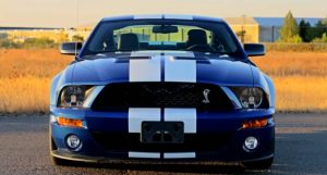 special 2008 mustang shelby gt500