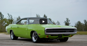 pro touring 1970 dodge charger 500