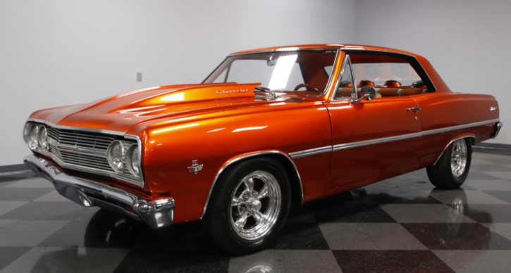 custom built 1965 chevrolet chevelle malibu