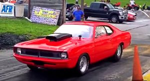 8 second 1971 dodge demon build