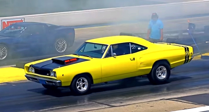11 second 1968 dodge coronet super bee 440