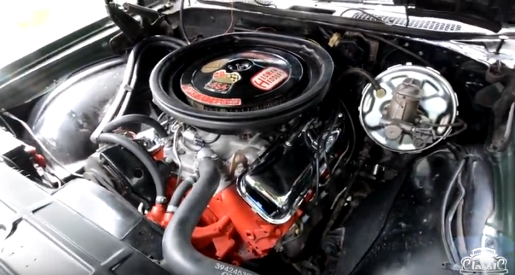 1970 chevy chevelle ss 4 speed