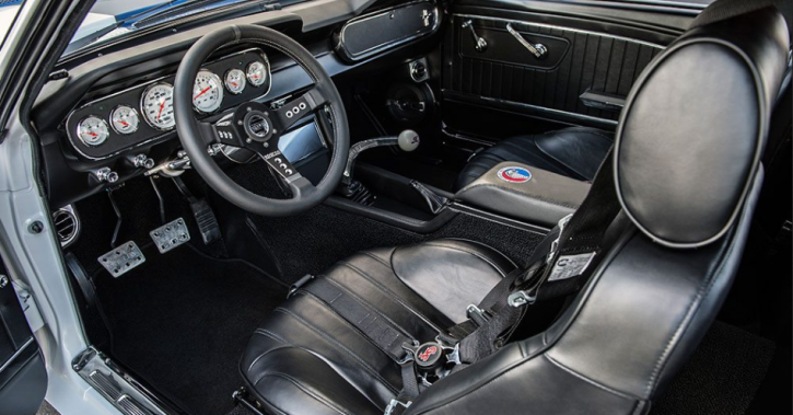 pro touring 1966 shelby gt350cr