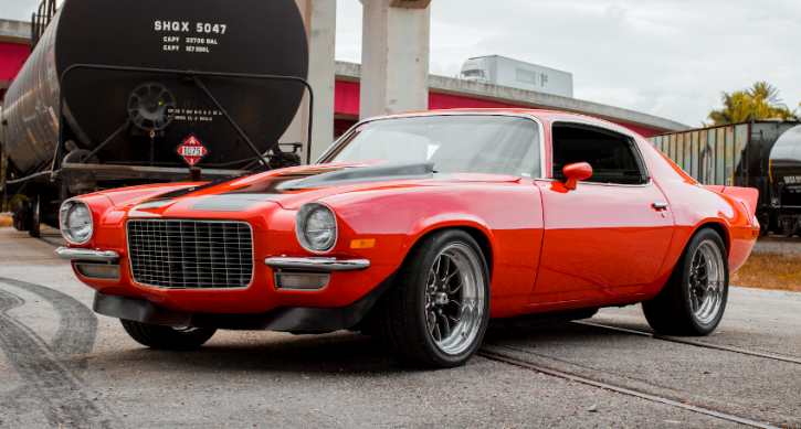 pro touring 1970 chevy camaro review