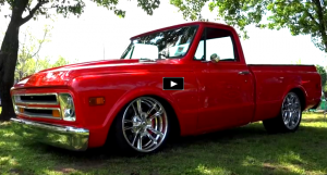 1969 chevy c10 truck 572 v8 build