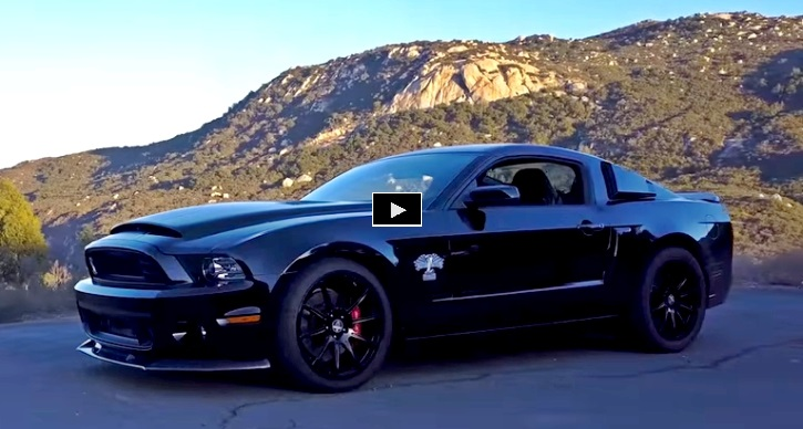 How Fast Is The 2014 Shelby Gt500 Super Snake Hot Cars