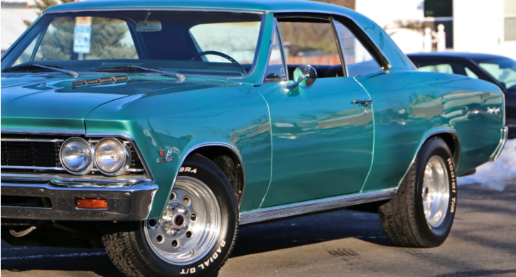 1966 chevy chevelle 427 big block 4 speed