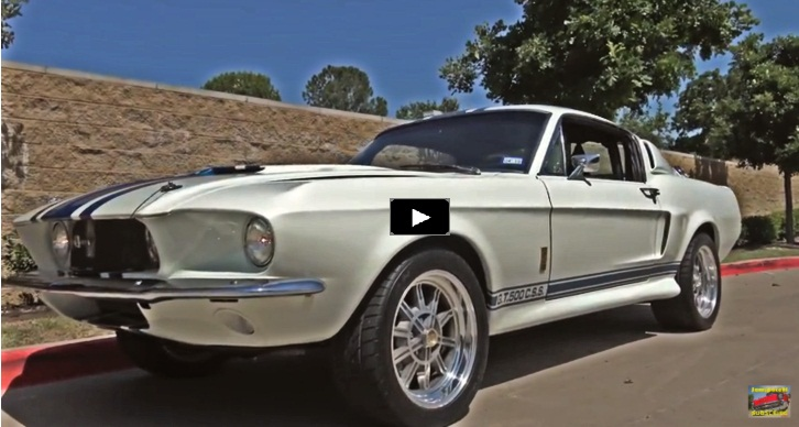 legendary motors built shelby mustangs