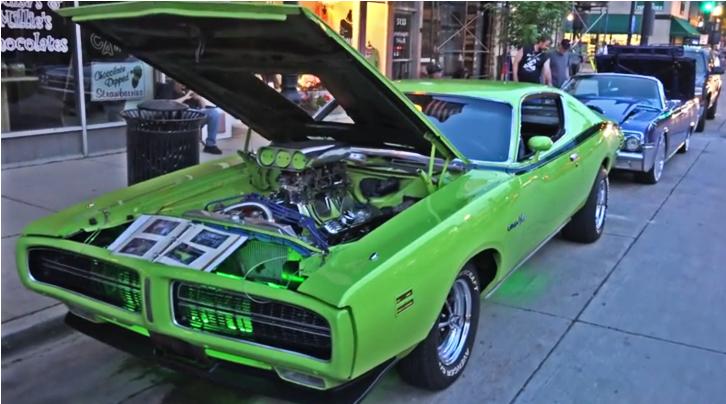 1971 dodge charger 440 magnum