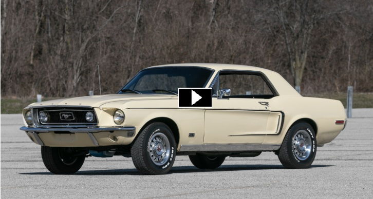 classic mustangs 390 v8 4 speed