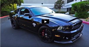 1000hp mustang shelby gt500 super snake drag set up