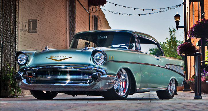 top tri five chevy builds