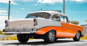 pro touring 1956 chevy build