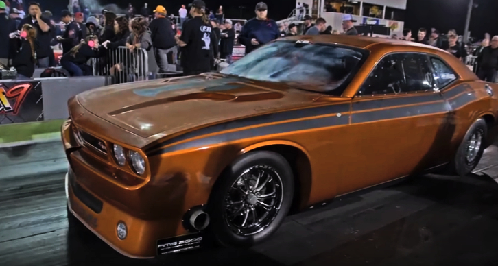 turbocharged hemi challenger