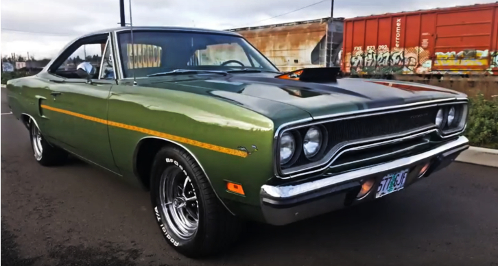 1970 plymouth road runner rotisserie restoration