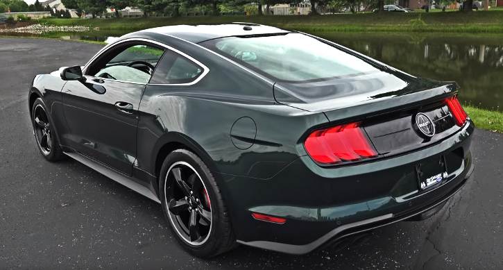 2019 ford mustang bullitt video review