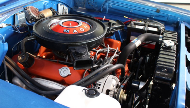 b5 blue 1970 dodge super bee all numbers matching