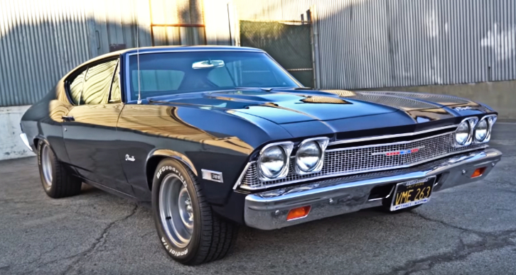 dennis mccarthy 1968 chevy chevelle build