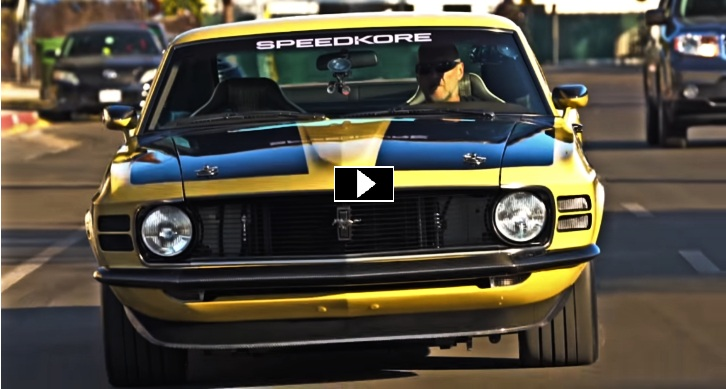 1970 mustang boss 302 built by speedkore