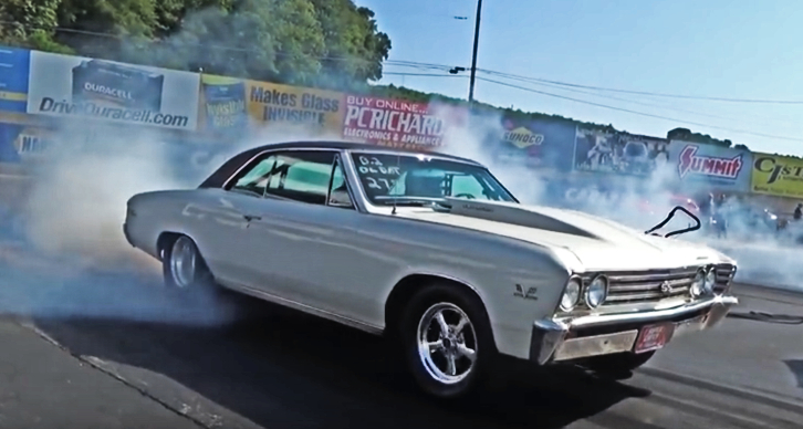 1967 chevelle true street drag racing