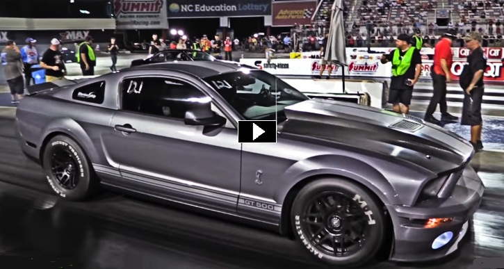 kenne bell supercharged mustang gt500