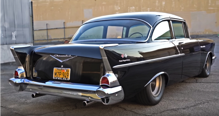 1957 chevy 210 built