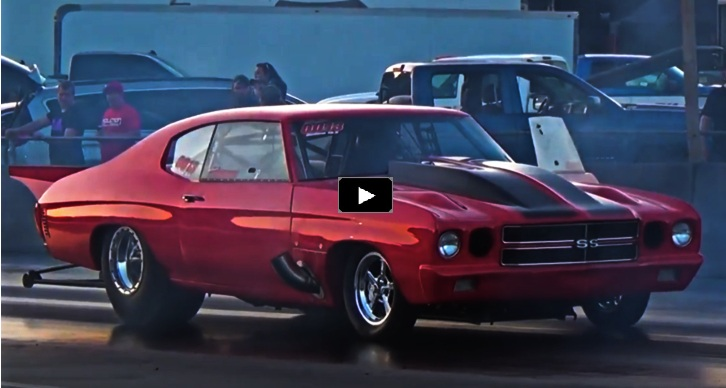 single digit chevy muscle cars