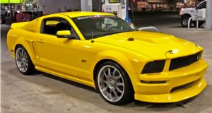 twin turbo 3v ford mustang gt