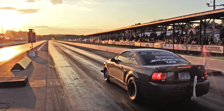 7 second turbo coyote mustang