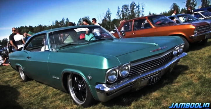 custom built 1965 chevy impala