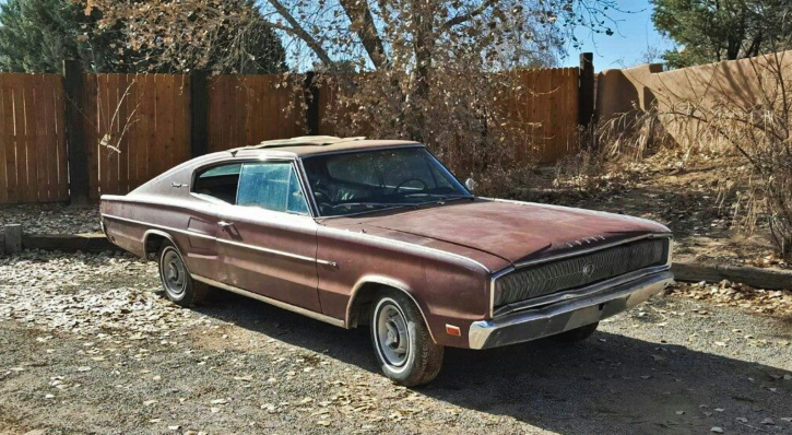 1966 dodge charger resurrected
