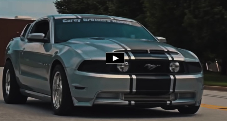 procharged 2011 mustang gt