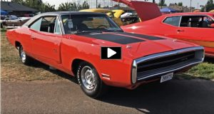 hemi orange 1970 dodge charger v-code